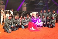 Championnat européen - Libramont Belgique - Avril 2019