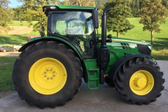 Tracteur John Deere 6155R